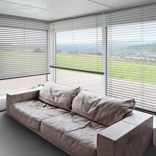 Moderne Gardinenideen für moderne Fenster