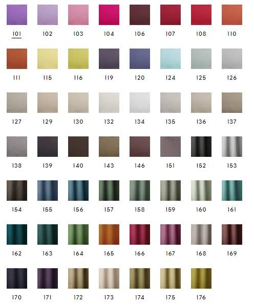 Edler Dekostoff Tabularasa von Dedar Farben