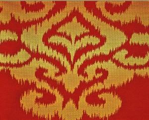 Kobe-Stoff für Vorhänge-Sabalan
