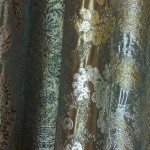 Rubelli Vorhang-Bezugsstoff-Tricorno