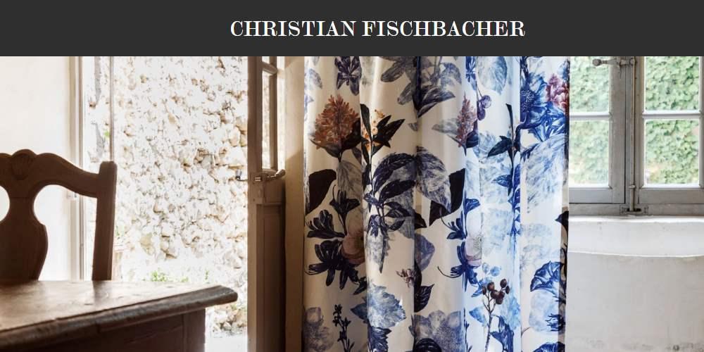 Homepage Dekostoffe kaufen von Christian Fischbacher