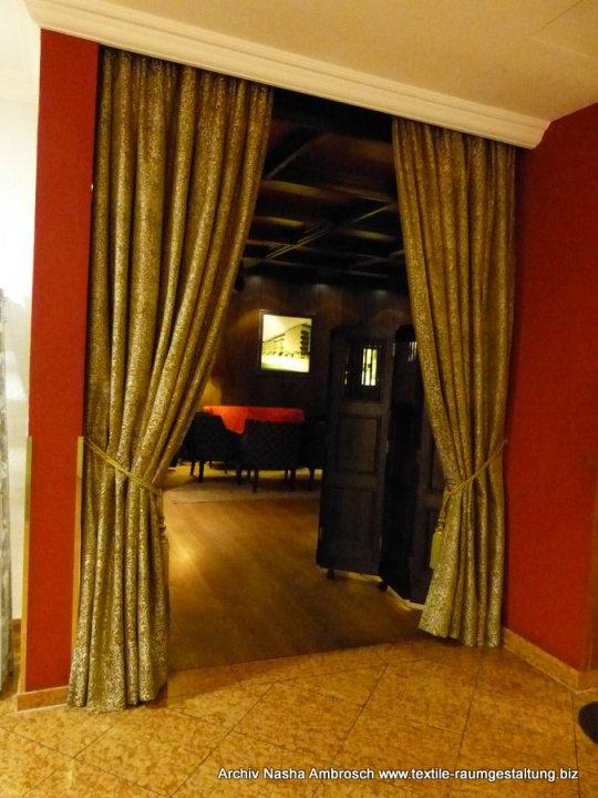 Rubelli Venezia im Eden Hotel Wolff