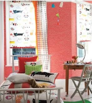 Gardinen für Kinderzimmer von Designers Guild