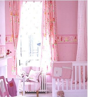 Gardinen für Kinderzimmer