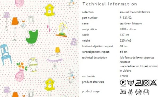 Kinderstoff Designers Guild
