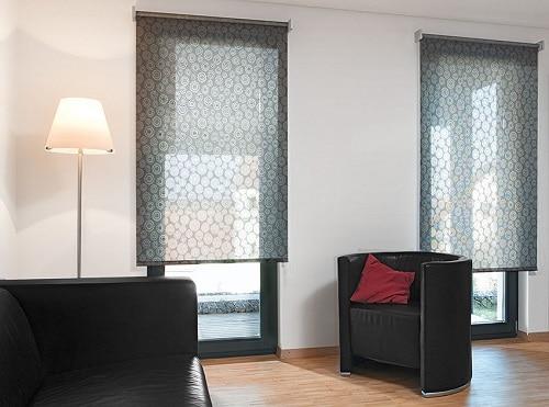 MHZ-Rollo-Fenster