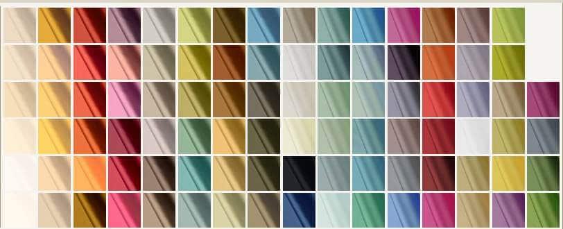 Kobe Dekostoff Chacar Farben