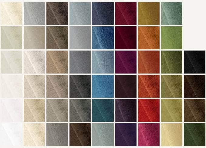 Kobe Dekostoff Ravenna Farben