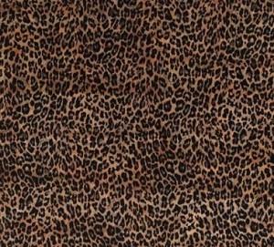 Möbelstoff Samt mit Tigermuster von Osborne & Little