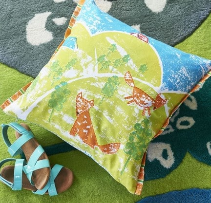 Designers Guild-Kissen-Happy Campers