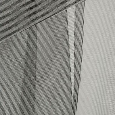 Gardinenstoff-Streifen