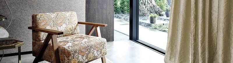 Kobe Interior Design zu Besuch am Stoff-Frühling 2015