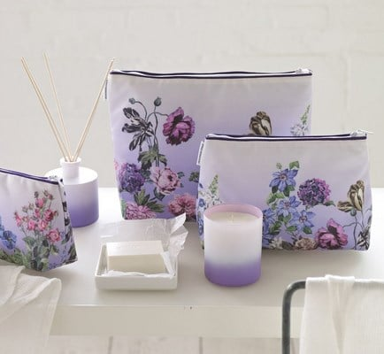 Kosmetiktaschen-Designers Guild-Alexandia Lilac