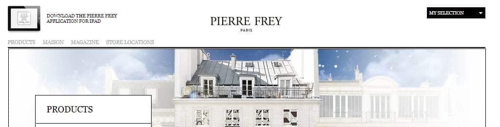 Pierre Frey zu Besuch am Stoff-Frühling 2015