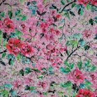 Bezugsstoffe-Blumen