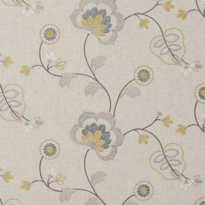 Vorhangstoff-Blumenmuster-Manor_House-Chatsworth-F0735-Clarke-Clarke