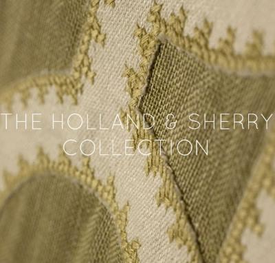 Dekostoffe von Holland & Sherry