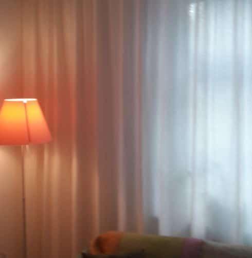 Gardinen für Wohnzimmer - Beratung, Fertigung Montage