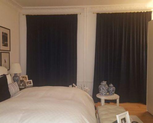 ... Besser Schlafen Mit Schlafzimmervorhang