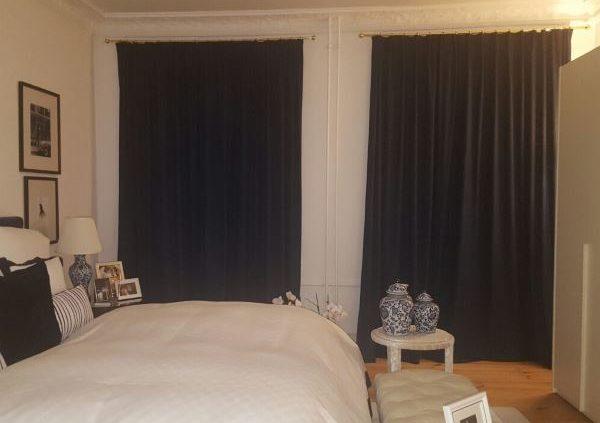 Besser schlafen mit Schlafzimmervorhang