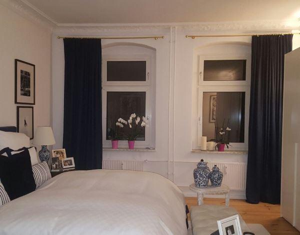 besser schlafen mit schlafzimmervorhang - von nasha ambrosch