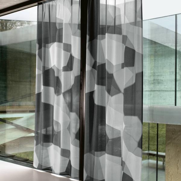 Wärmeschutzvorhang Shadow Form Creation Baumann