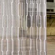 Wärmeschutzvorhang Steel Track Creation Baumann