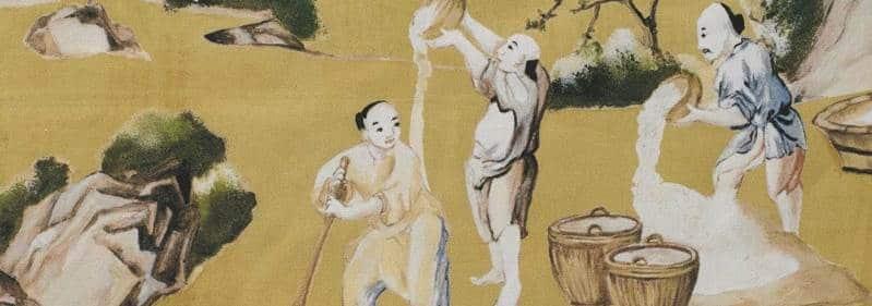 Chinesische Stoffe von Nobilis