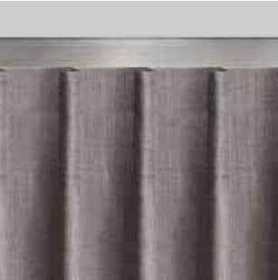 Das Gardinenband ist das Geheimnis des Vorhangs
