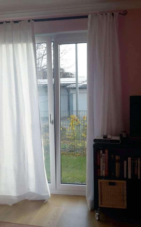 sch ne gardinen f r wohnzimmer von nasha ambrosch. Black Bedroom Furniture Sets. Home Design Ideas