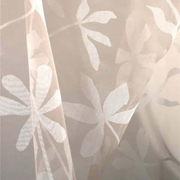 Gardinenstoffe Blumenmuster Nya Nordiska Mimi