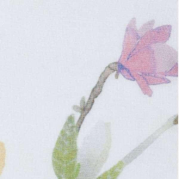 Gardinenstoffe Blumenmuster Christian Fischbacher