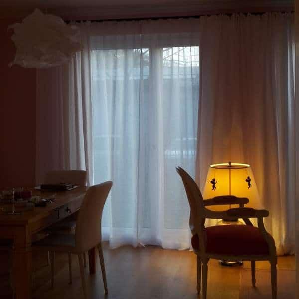 Schöne Gardinen Für Wohnzimmer - Von Nasha Ambrosch