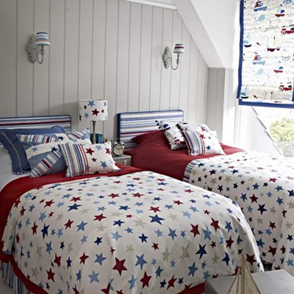 Vorhänge für Kinderzimmer von Prestigious Textiles-Kissen