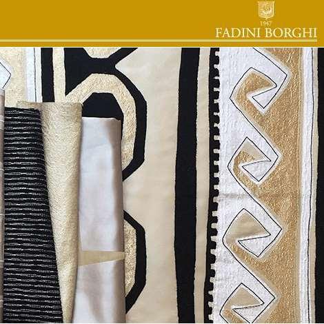 Dekostoffe kaufen von Fadini Borghi