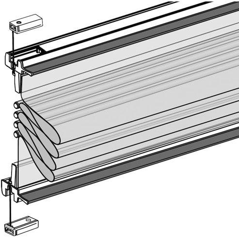 Gardinenideen Basic von Kobe - Areo