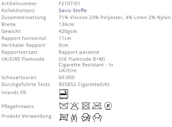 Bezugsstoff-Streifen-Piomba-Designers-Guild Produkt Info
