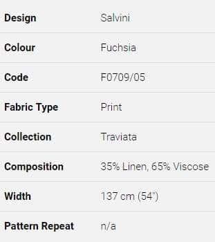 Bezugsstoff-Streifen-Salvini Clarke Clarke Produkt Info