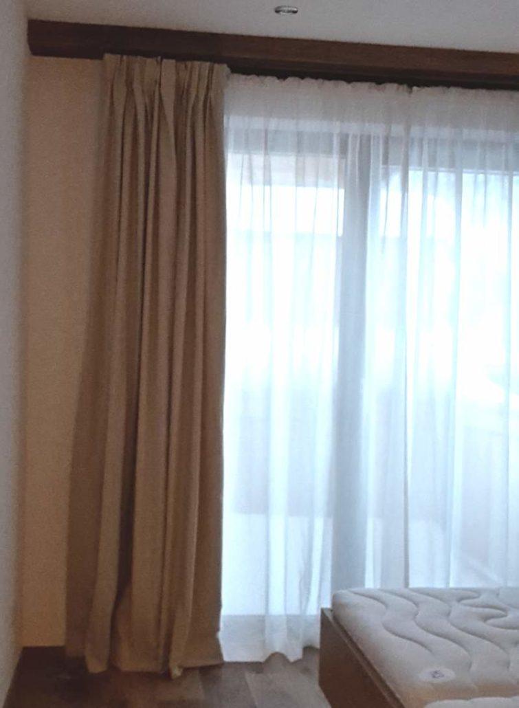 Elegante Vorhänge für exklusive Ferienwohnung 10