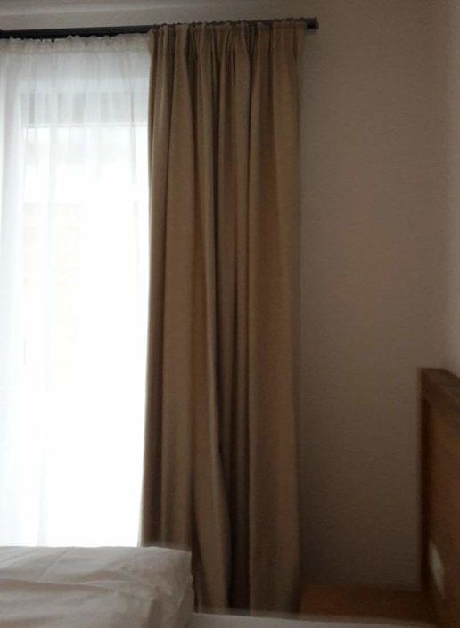 Elegante Vorhänge für exklusive Ferienwohnung 2