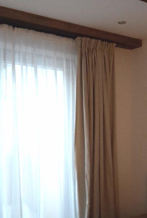 Elegante Vorhänge für exklusive Ferienwohnung 9
