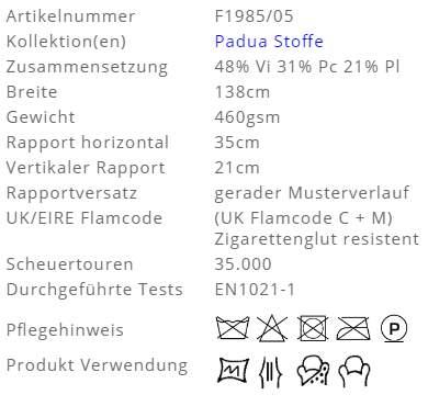 Bezugsstoff-Gemustert-Calista-Designers-Guild Pflege