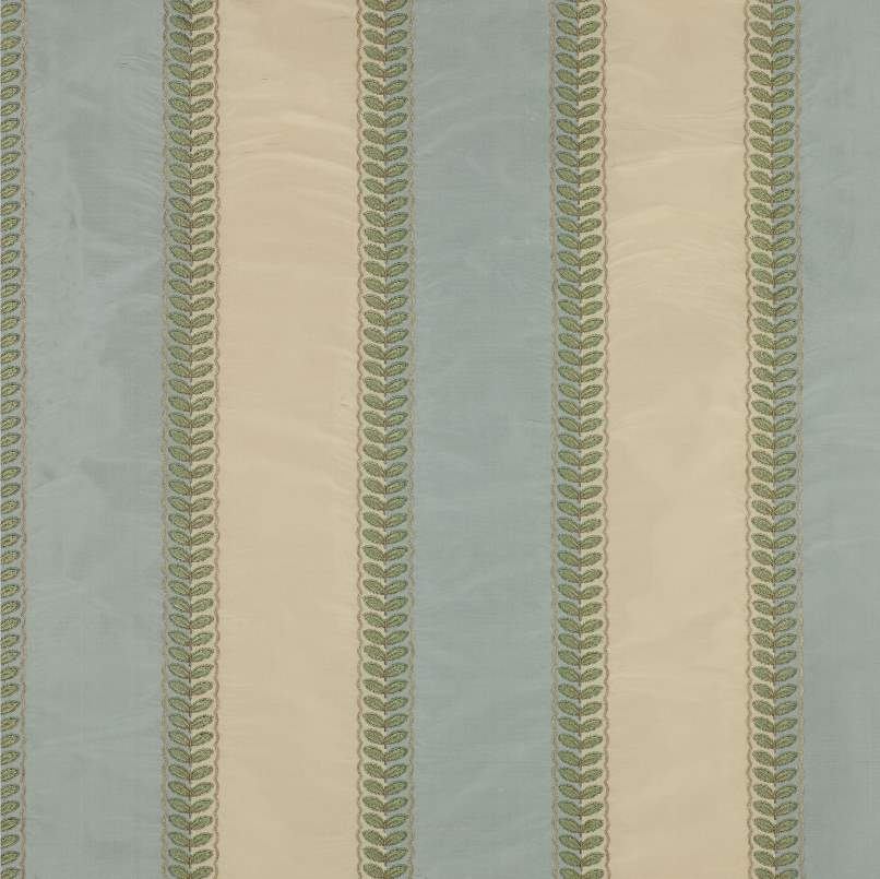 Vorhangstoff-Streifen-Lawn-Stripe-Silk-Colefax-Fowler
