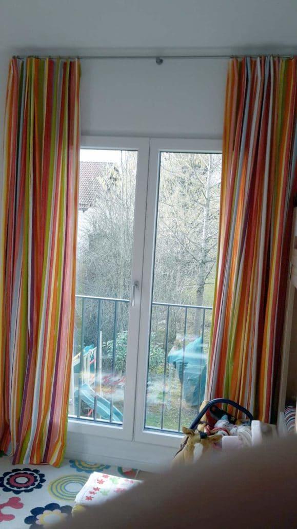 vorh nge in haus machen gute stimmung und gutes klima. Black Bedroom Furniture Sets. Home Design Ideas