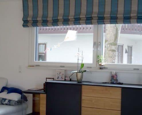 Raffrollo-Ideen: Jede Menge Anregungen für moderne Fenster-Deko