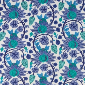 Vorhangstoff-Blumenmuster-Maharani Osborne Little