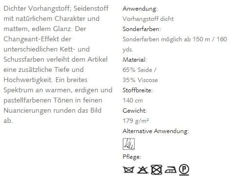 Vorhangsstoffe-Uni-Creation Baumann Ramin Info