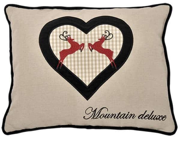 Hirschkissen Mountain deluxe 149