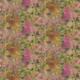 Bezugsstoff-Blumen-Japonaiserie Saffron Designers-Guild