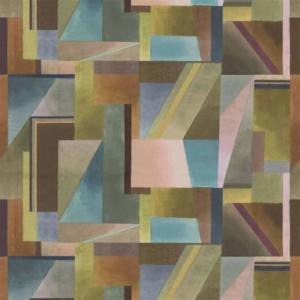 Bezugsstoff-gemustert-Alphonse Ochre Designers-Guild